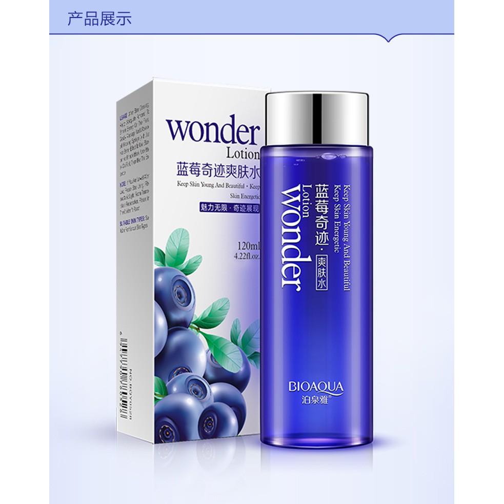 Skin lotion Dưỡng da chuyên sâu Việt quất Bioaqua nội địa Đài Trung