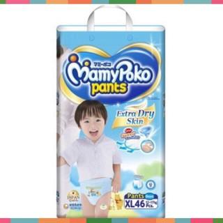 Tã quần Mamypoko XXL38 cho bé trai từ 17-23kg _Subaby