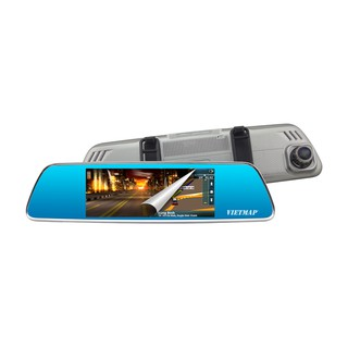 Camera Hành Trình Trước Sau VIETMAP iDVR P1 (Dẫn Đường)