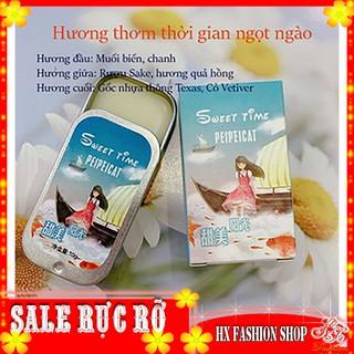 [HOT TREND] Nước Hoa Sáp Thơm Nước Hoa Khô Bỏ Túi Tiện Lợi Siêu Hot Tik Tok - hxfashionshop thumbnail