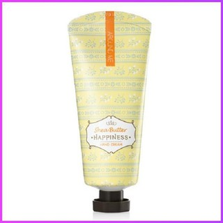 kem dưỡng da tay bơ hạt mỡ Around me happniness hand cream shea butter 60g thumbnail