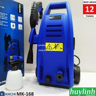 Máy xịt rửa xe Kachi MK192- 1200W - Model 2020 (thay thế MK168 và MK72) thumbnail