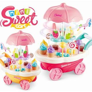 Hộp xe kem mini 668-55 – SP349400