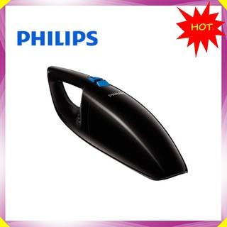 Máy hút bụi cầm tay không dây dùng trong gia đình và ô tô, xe hơi cao cấp Philips – Mã sản phẩm FC6152