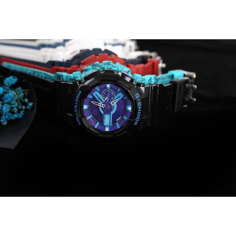 ของแท้ นาฬิกา Casio ผู้ชาย นาฬิกากันน้ำทะเลลึก แผ่นดินไหว นาฬิกาคู่ นักเรียนดู