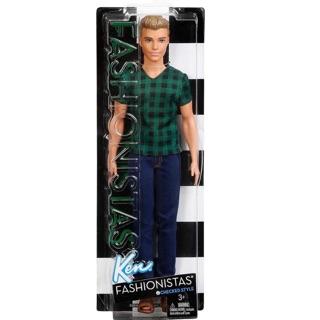 Búp bê Ken thời trang nam .