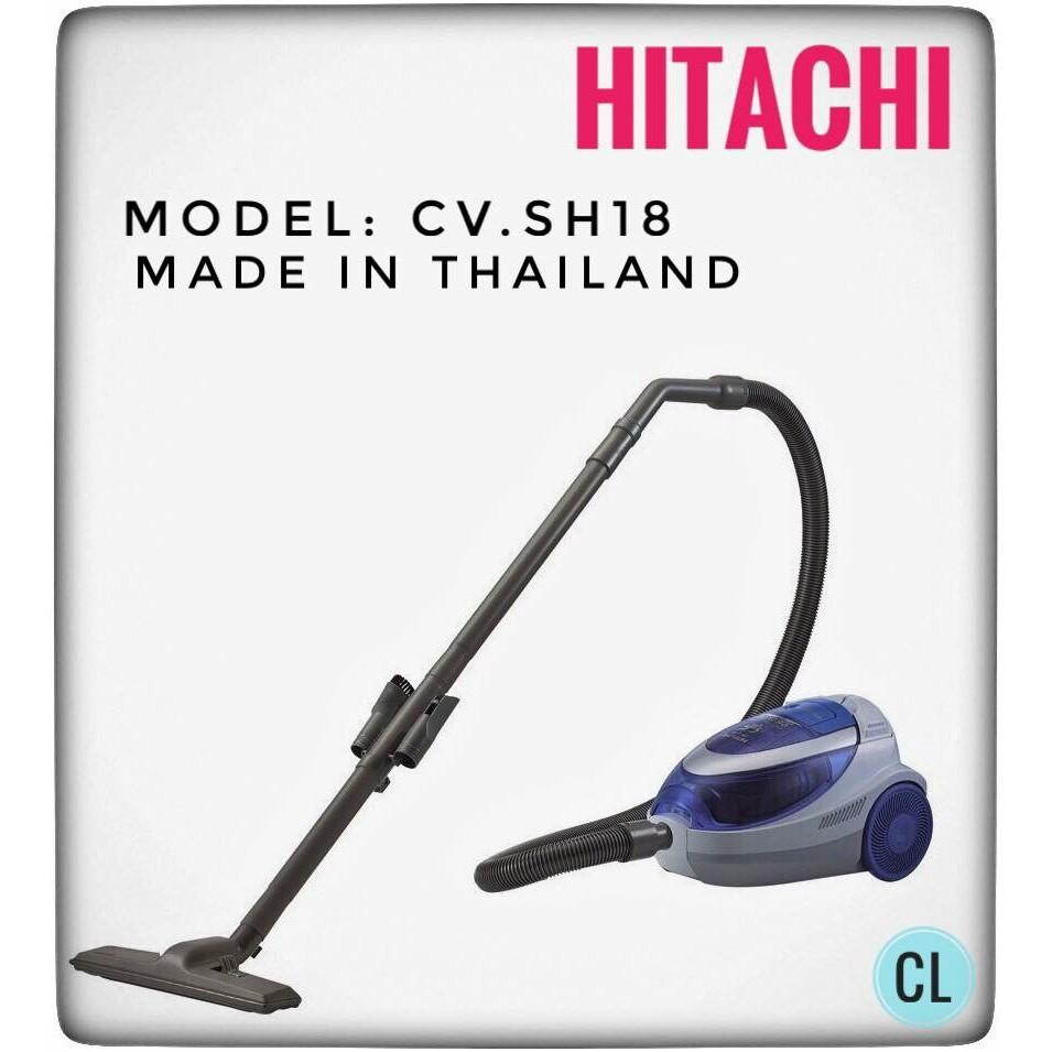 Máy hút bụi Hitachi CV-SH18 - 3092149 , 1104873429 , 322_1104873429 , 2590000 , May-hut-bui-Hitachi-CV-SH18-322_1104873429 , shopee.vn , Máy hút bụi Hitachi CV-SH18