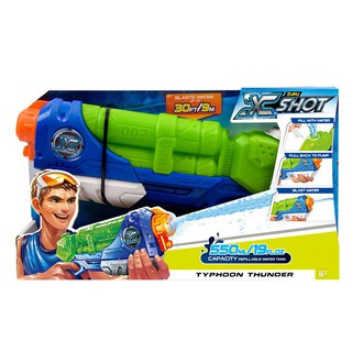 X-SHOT – Water Blaster- Medium Typhoon Thunder,Bulk,6pcs