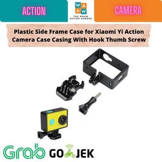 Vỏ bảo vệ bằng nhựa kèm móc cho máy ảnh Xiaomi Yi Action thumbnail