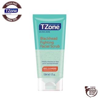 Kem Tẩy Da Chết Newtons Labs T-Zone Blackhead Fighting Facial Scrub 150ml thumbnail