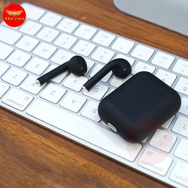 [Siêu Phẩm 2020] Tai nghe kiểu dáng A.i.r.pods  Bluetooth Headset V11 định vị đổi tên - Thiết kế sang trọng sắc nét