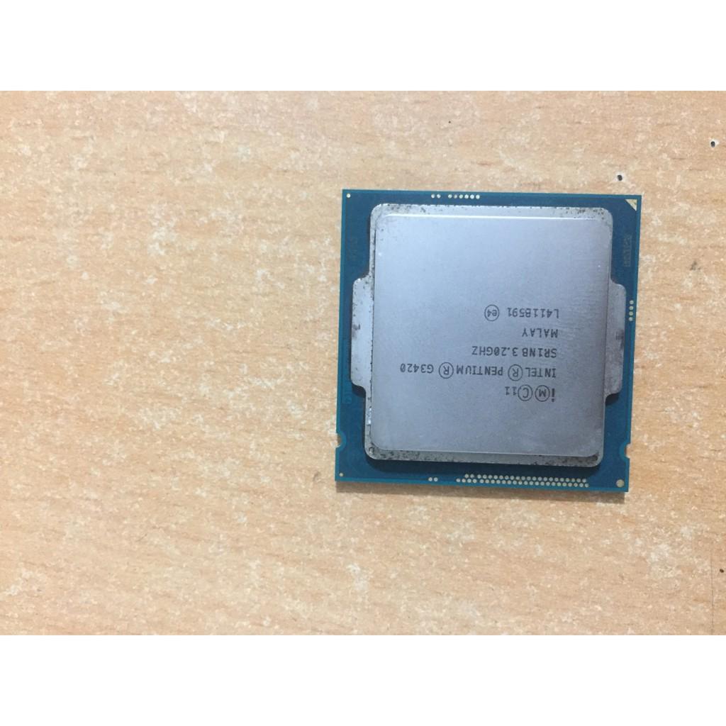 CPU INTEL PENTIUM G3420 3.2GHz SK1150