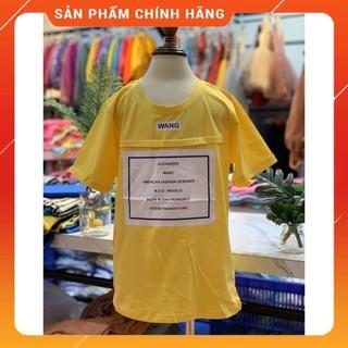 (VNXK) Áo bé trai in Wang size đại 10-16T. Chất liệu cotton mềm mịn, thoáng mát. Thương hiệu LITIBABY