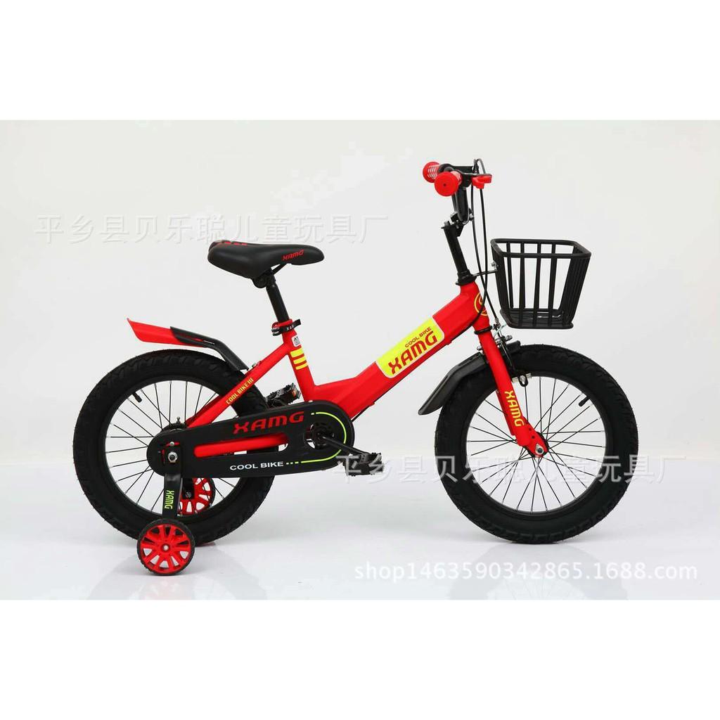 Xe đạp trẻ em, xe đạp bé trai 3 – 12 tuổi