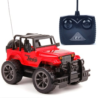 ☆VN Creative Remote Control Jeep Car Baby Kids Sports Boy Toys Birthday Gift