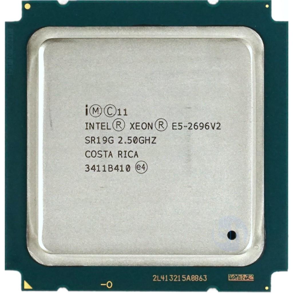 Cpu Intel xeon E5 2696v2 12 nhân 24 luồng socket 2011