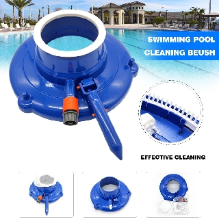 Swimming Pool Vacuum Cleaning Tools Suction Head Cleaning Frame Net Skimmer Cleaner Accessories