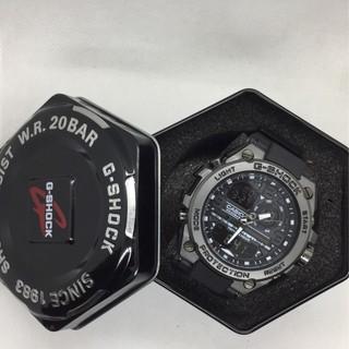 Đồng hồ nam Casio G-shock  GTS 8600 Original –Chống nước 20Bar Viền Thép không gỉ, Nam tính, 45mm-FULL BOX THIẾC