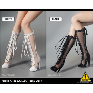 [Order] Flirty Girl Collectibles FGC2019-1 –> 8: Fashion Boots & Shoes