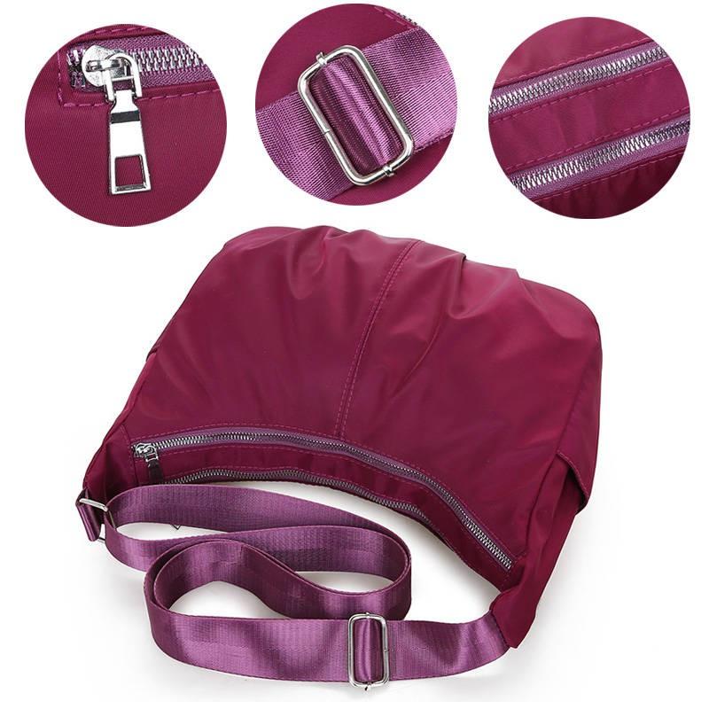 Túi đeo chéo với chất liệu da PU xinh xắn dành cho nữ