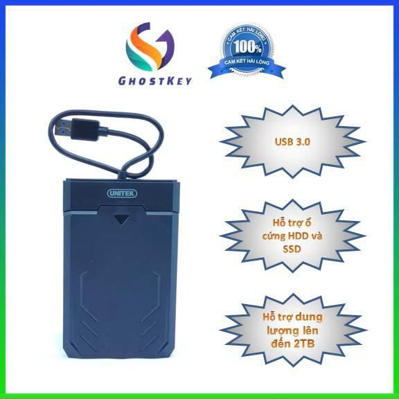 Bảng giá BOX ổ cứng SSD 3.0 SATA 2.5 UNITEK Phong Vũ