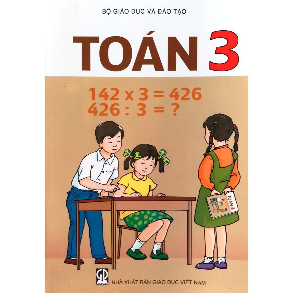 Sách giáo khoa - Toán lớp 3