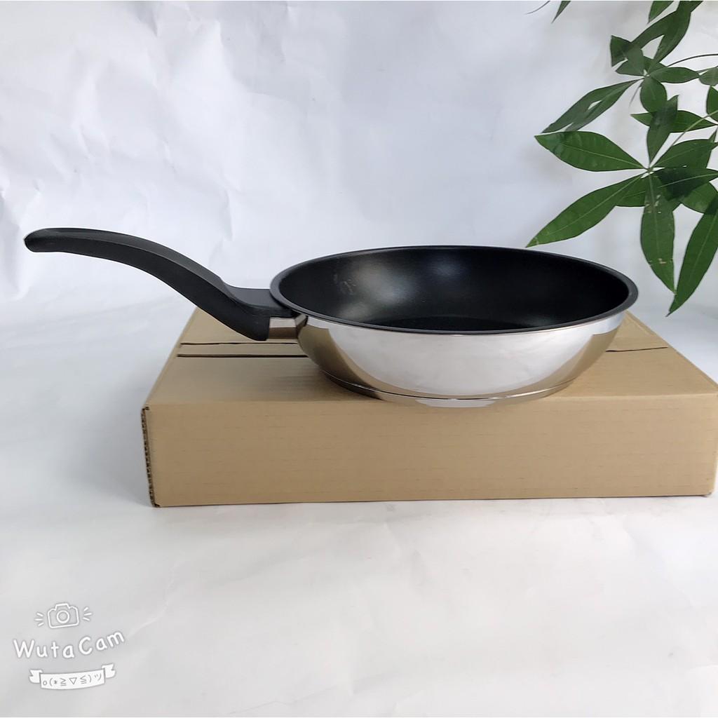 Chảo chống dính 3 đáy inox 430 Fivestar Standard (16cm/20cm/22cm/24cm/26cm/28cm/30cm/32cm)