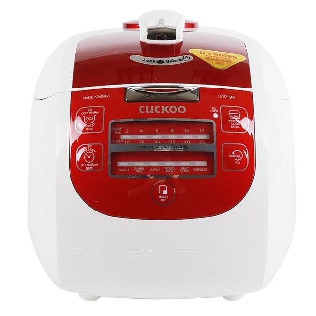Nồi cơm áp suất điện tử Cuckoo CRP-G1015M