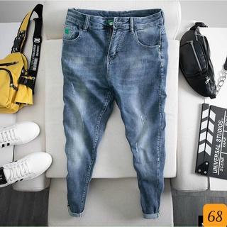 Quần jean nam cao cấp, chất liệu jean ( bò ) mềm mịn, from chuẩn, có nhiều mẫu đẹp đi kèm gutaha03