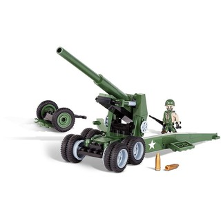 Bộ Xếp Hình Pháo 155 M1 Long Tom COBI-2369