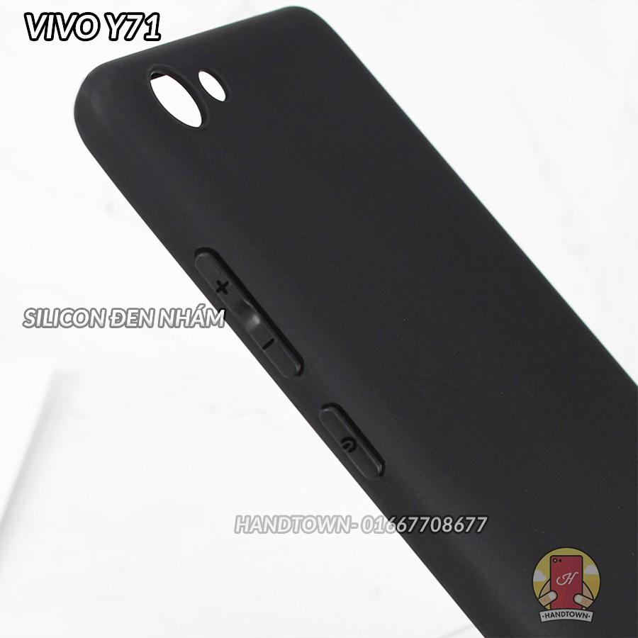 Ốp lưng Vivo y71 dẻo đen nhám chồng trầy - 3378203 , 1115650819 , 322_1115650819 , 49000 , Op-lung-Vivo-y71-deo-den-nham-chong-tray-322_1115650819 , shopee.vn , Ốp lưng Vivo y71 dẻo đen nhám chồng trầy