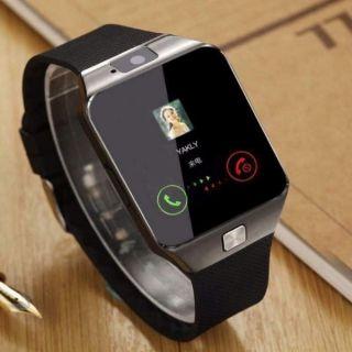 Đồng hồ thông minh DZ09 màu đen thumbnail
