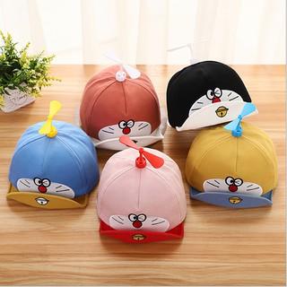 Mũ gắn tai Mèo mèo mềm mại thời trang dễ thương dành cho bé từ 0 - 2 tuổi thumbnail