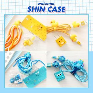 Bộ dán decal full phụ kiện dây cáp sạc kết nối tai nghe bluetooth airpod airpods i12 pro iphone – Shin case