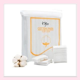 Bông tẩy trang 3 lớp Cotton Pads túi 222 miếng
