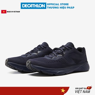 Giày chạy bộ thể thao nam DECATHLON giảm chấn - Dark Navy thumbnail