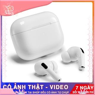 Hàng sẵn sàng [CHÍNH HÃNG] Tai Nghe Bluetooth Cao Cấp PRO,Đổi Tên,Định Vị, pin trâu, Sạc không dây,dùng được cho cả An thumbnail