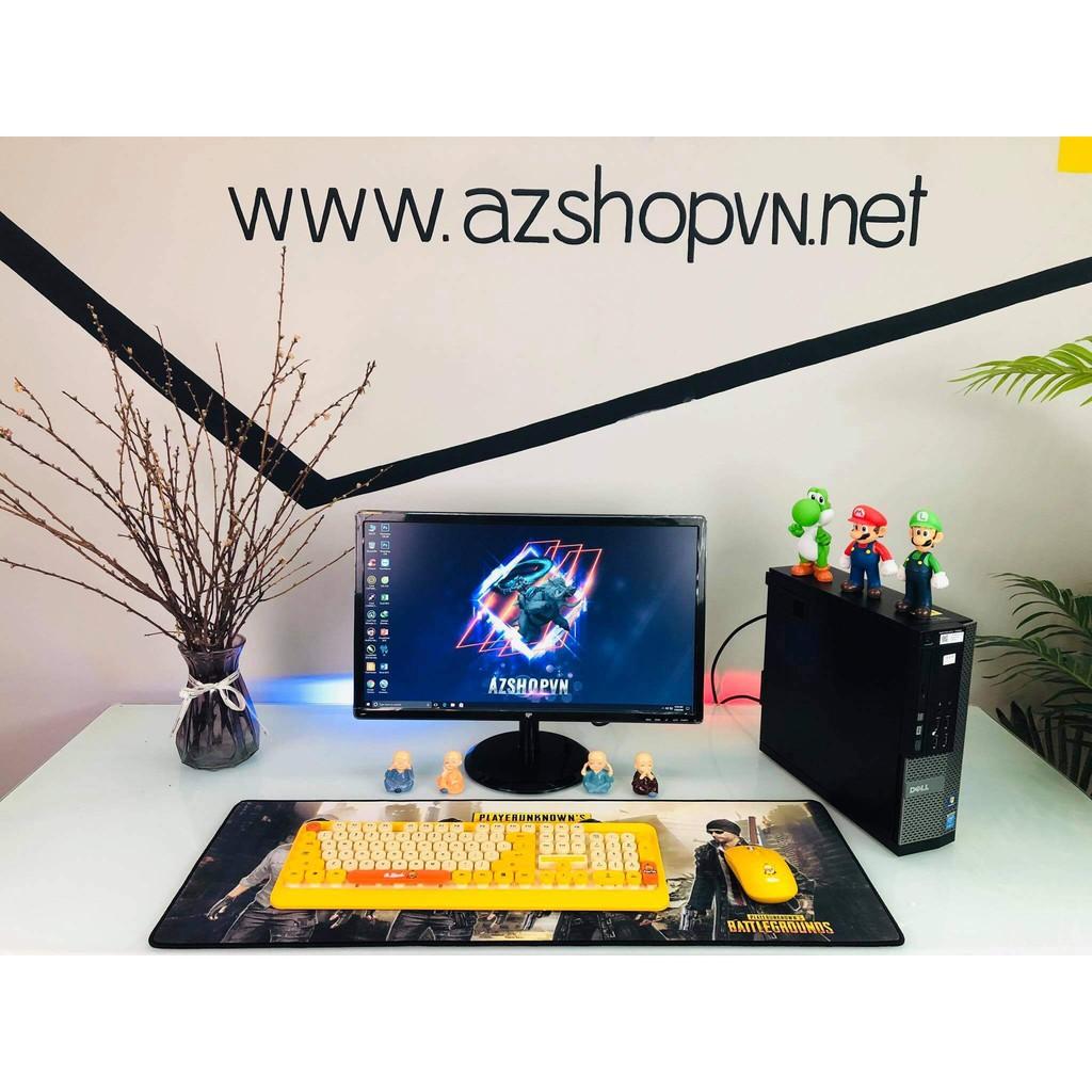 Thùng máy CẤU HÌNH AZ OFFICE Dell 7020 04 (CPU I3 4160/4G/SSD 120G/HDD 320G)