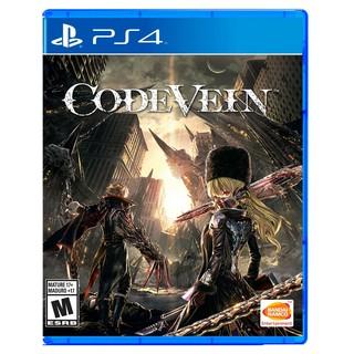 Đĩa game PS4 Code Vein thumbnail