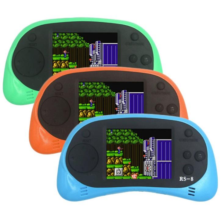 Máy chơi game cầm tay tích hợp 260 games trong một RS-8