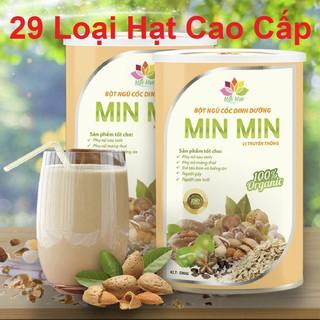 Ngủ Cốc Lợi Sữa Min Min 💝FREESHIP💝 Ngu Coc Loi Sua MinMin HCM