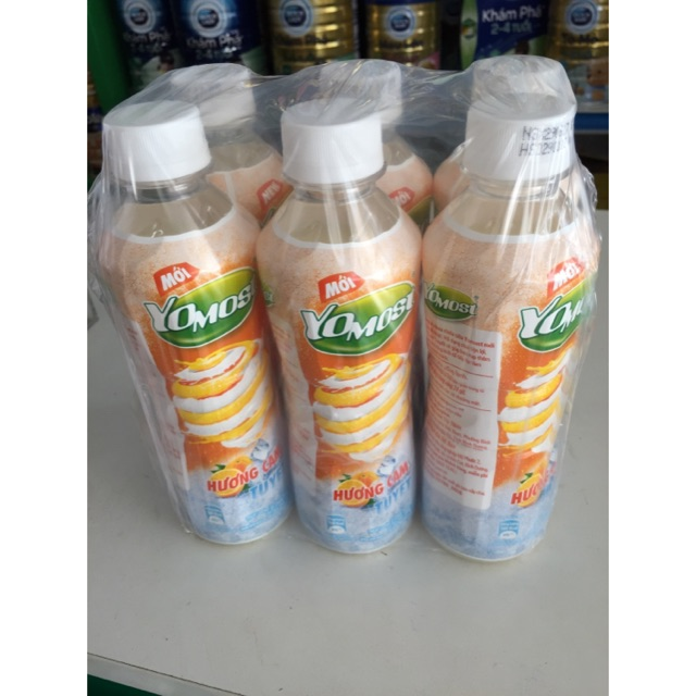Thức uống vị chua chứa sữa YoMost hương dâu (thùng 24 chai 270ml) - 3231617 , 377570269 , 322_377570269 , 180000 , Thuc-uong-vi-chua-chua-sua-YoMost-huong-dau-thung-24-chai-270ml-322_377570269 , shopee.vn , Thức uống vị chua chứa sữa YoMost hương dâu (thùng 24 chai 270ml)