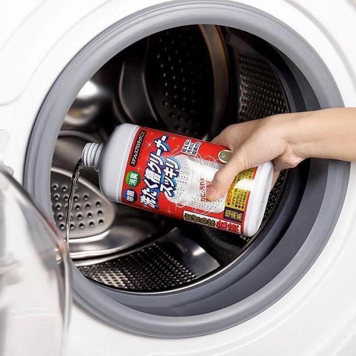 Chai tẩy lồng máy giặt 550g  Nhật Bản