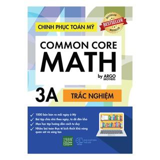 Sách - Common Core Math - Chinh phục toán Mỹ 3A