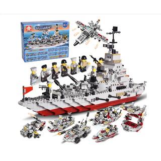 DC77D0221 BỘ ĐỒ CHƠI XẾP HÌNH LEGO CHIẾN HẠM CHIẾN THUYỀN 113 DÀNH CHO MỌI LỨA TUỔI PHÁT HUY SÁNG TẠO TRÍ TUỆ