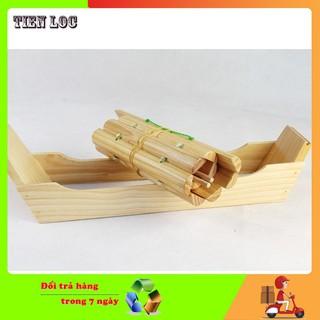 [SIÊU SIÊU RẺ] Bộ đồ chơi đàn T'rưng gỗ cực đẹp giá rẻ