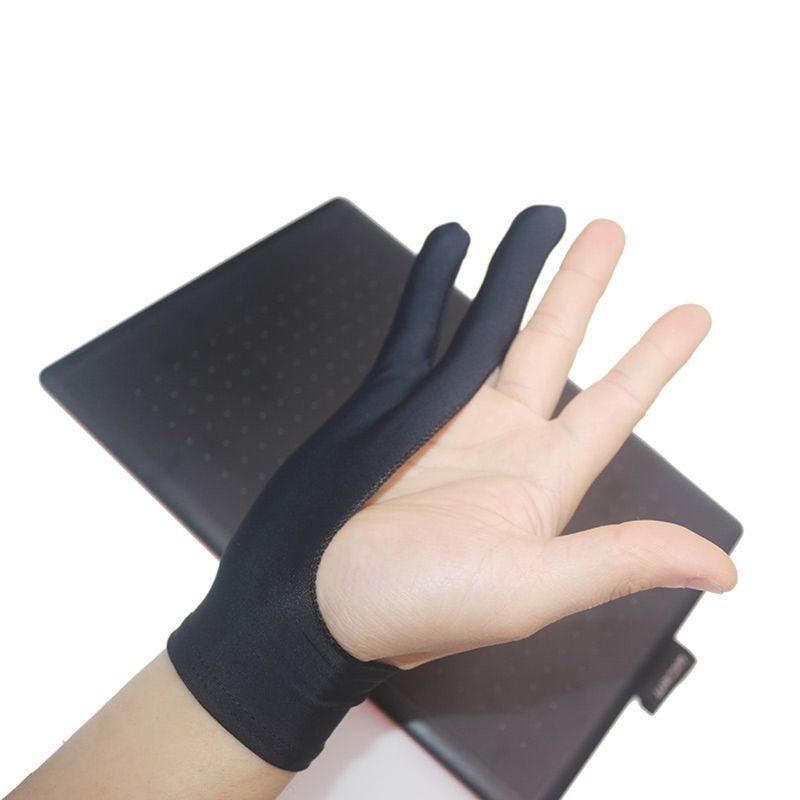 Găng tay 2 ngón chống bẩn dùng để vẽ tranh
