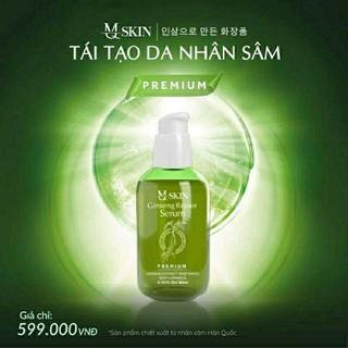 Serum Thay Da Nhân Sâm MQ SKIN ( ko sưng)