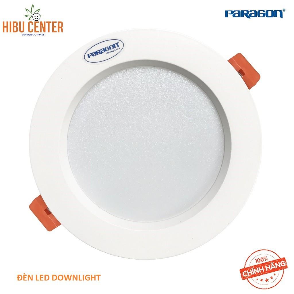 Combo 5 Bộ Đèn LED Downlight Dân dụng Paragon 7W RRDA120L7/ 9W RRDA145L9/ 12W RRDA170L12 Ánh Sáng 3 Nhiệt Độ Màu