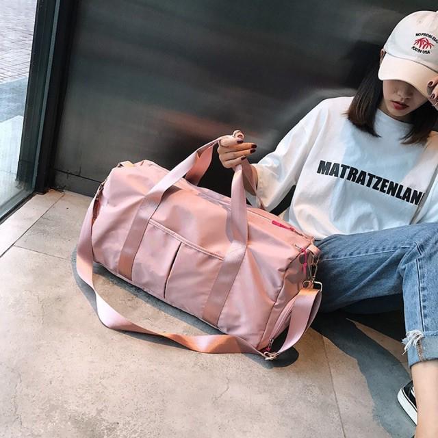 Túi du lịch, túi tập gym size lớn có ngăn để giày